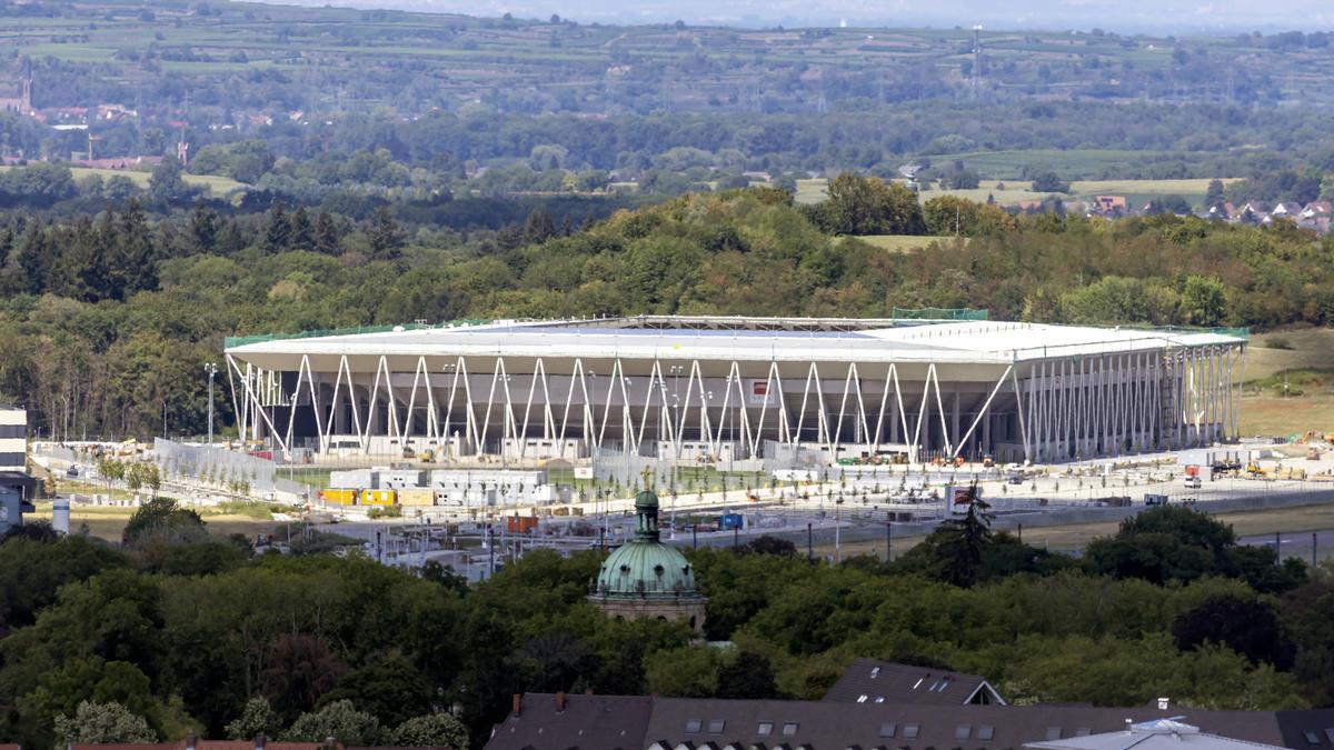 Der SC Freiburg darf seine Heimspiele nicht uneingeschränkt austragen