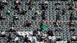 Für die Fans, die wieder in die Stadien dürfen gilt: Auch der Toilettengang will geplant sein