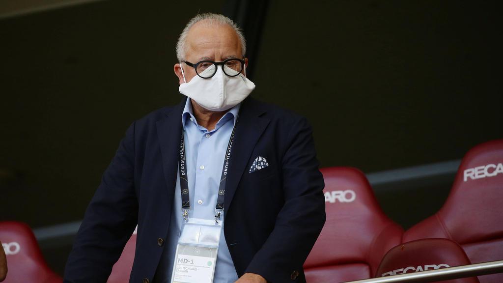 Fritz Keller wird den DFB nicht bei der FIFA vertreten