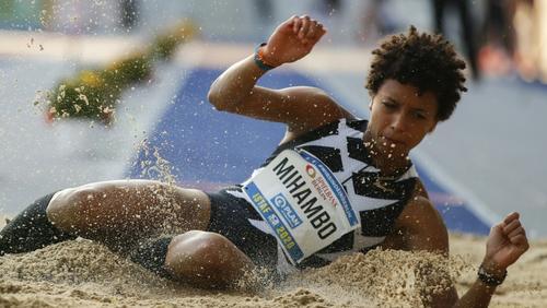 Lobt Engagement der US-Sportler: Malaika Mihambo