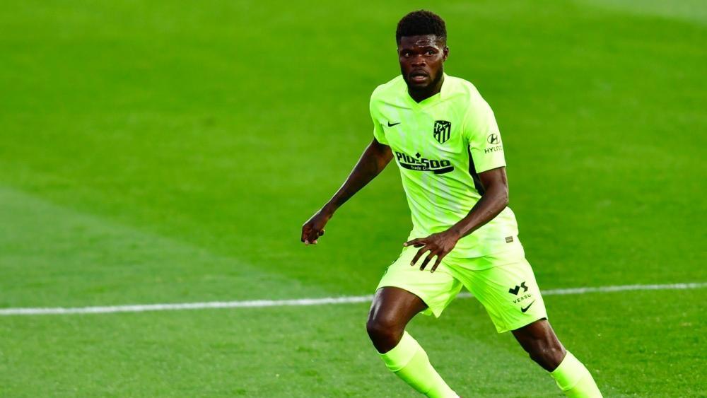 Thomas Partey verstärkt Arsenal