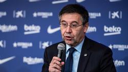Die Kritik an Josep Maria Bartomeu wurde nach der Messi-Posse lauter