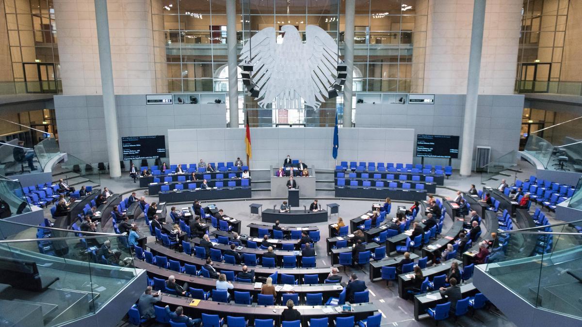 Der Bundestag hatte Anfang Juli ein Hilfspaket verabschiedet