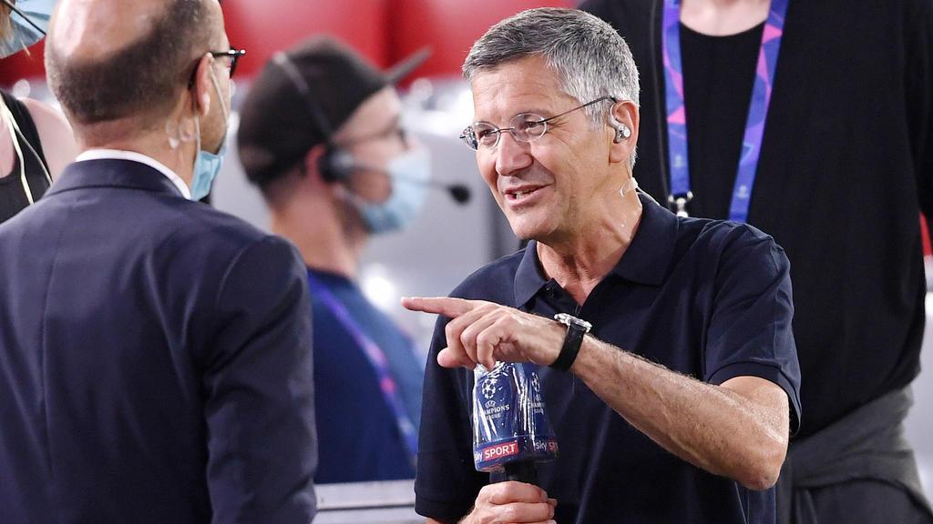 Herbert Hainer, Präsident des FC Bayern München
