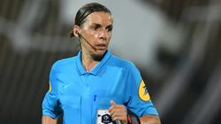 Frappart wird erste Schiedsrichterin in der Königsklasse