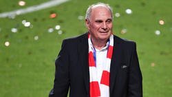 Uli Hoeneß hat laut eigener Aussage Investor Ismaik an den Lokalrivalen TSV1860 München vermittelt
