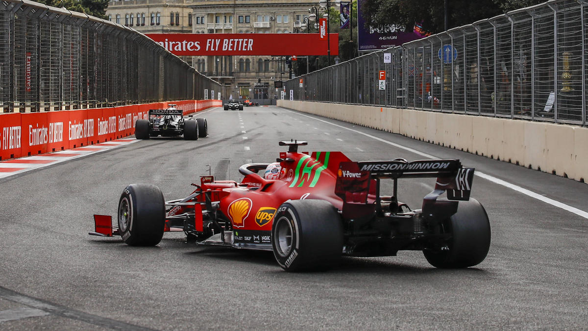 Ferrari sieht sich noch nicht auf Augenhöhe mit Mercedes und Red Bull