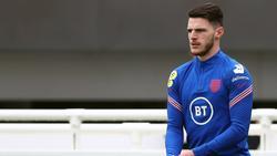 Declan Rice gehört zu den Leistungsträgern der englischen Nationalmannschaft