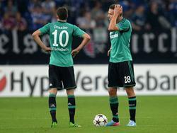 Ratlos auf Schalke
