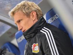 Sami Hyypiä ist nicht mehr länger Trainer von Bayer Leverkusen