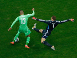 Rechtsverteidiger Manuel Neuer?!