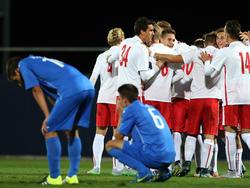 Die Talente von RB Salzburg besiegten Željezničar klar mit 4:0