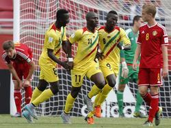Mali wird seiner Favoritenrolle gerecht!