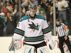 Thomas Greiss San Jose Sharks