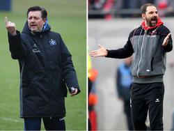 Der HSV und der 1. FC Köln hoffen auf ein Wunder