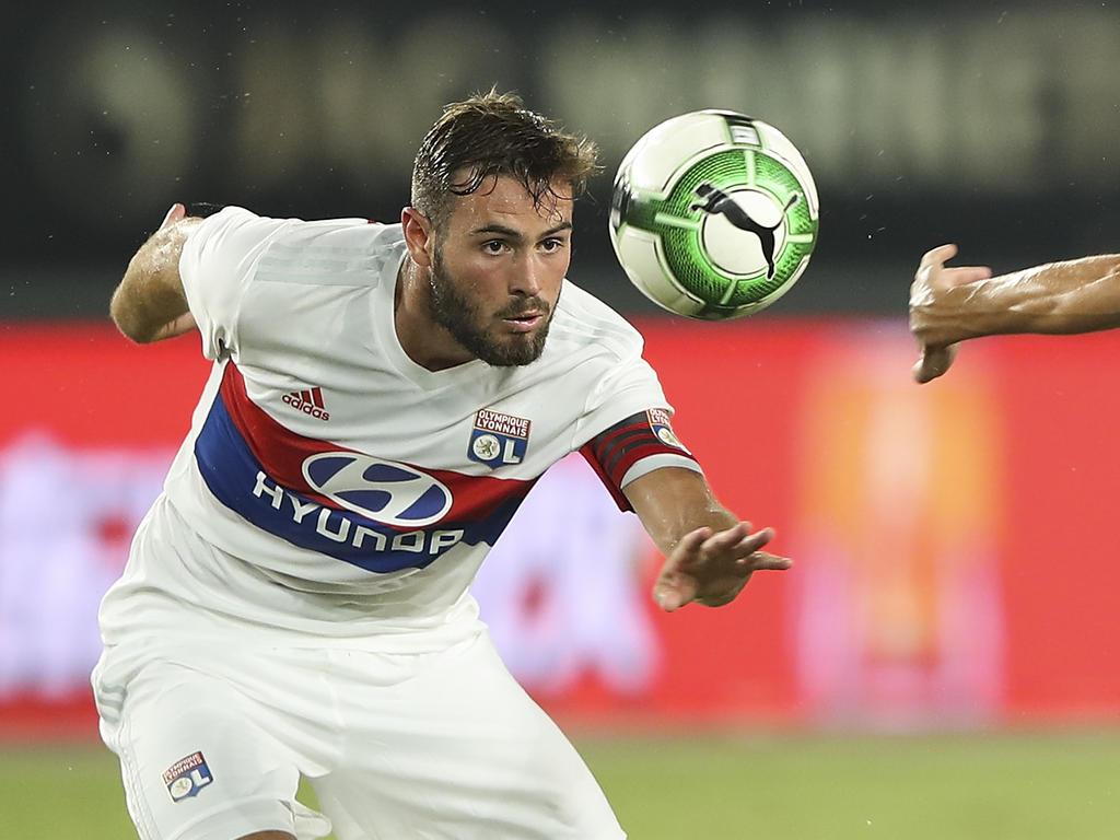 Lucas Tousart ist in Lyon unumstrittener Leistungsträger