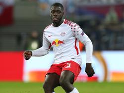 Dayot Upamecano gehört bei RB Leipzig zu den Leistungsträgern