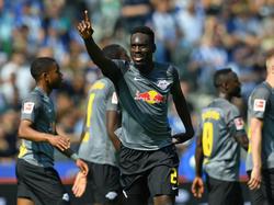 RB Leipzig gewinnt deutlich bei Hertha BSC