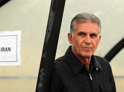 Carlos Queiroz nimmt die Rolle des Underdogs gerne an