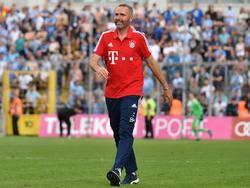 Übernimmt bei Holstein Kiel vorerst auch den Sportchef-Posten: Tim Walter