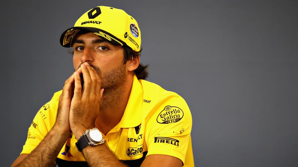 Wer will mich? Carlos Sainz geriet bei Red Bull und Renault aufs Abstellgleis