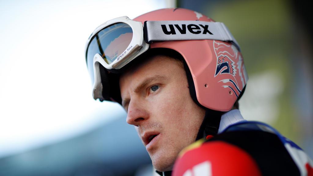 Skispringer Severin Freund sehnt sich nach Comeback auf der Schanze