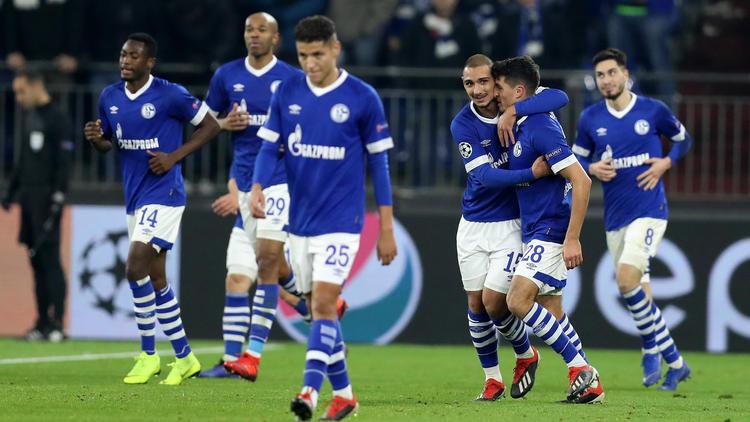 Der FC Schalke feierte einen Last-Minute-Sieg