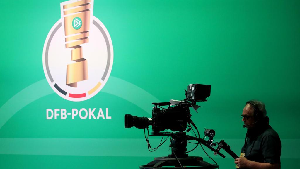 Im DFB-Pokal-Achtelfinale sind der FC Bayern und der BVB im Free-TV zusehen
