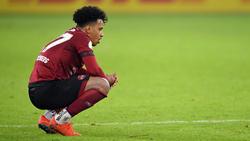 Der 1. FC Nürnberg hat momentan wenig Grund zur Freude