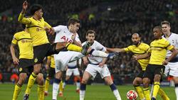 Borussia Dortmund braucht gegen Tottenham Hotspur einen magischen Abend
