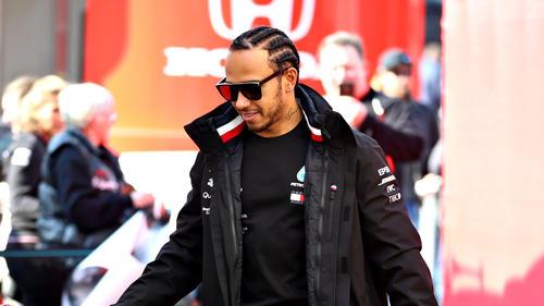 Weltmeister Lewis Hamilton will mit dem Mercedes W10 erneut den Titel holen