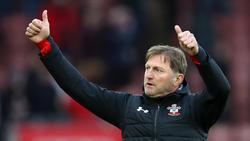 Ralph Hasenhüttl, técnico del Southampton. (Foto: Getty)