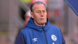 Huub Stevens hofft auf eine baldige Einigung mit einem neuen Schalke-Trainer