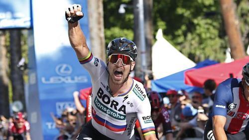 Durfte zum 17. Mal über einen Etappensieg bei der Tour de Suisse jubeln: Peter Sagan