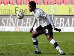 Sukuta-Pasu ist beim SV Sandhausen wieder im Training