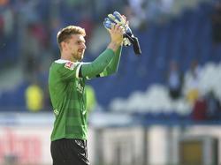 Ron-Robert Zieler spielte in der Bundesliga bereits für Hannover 96