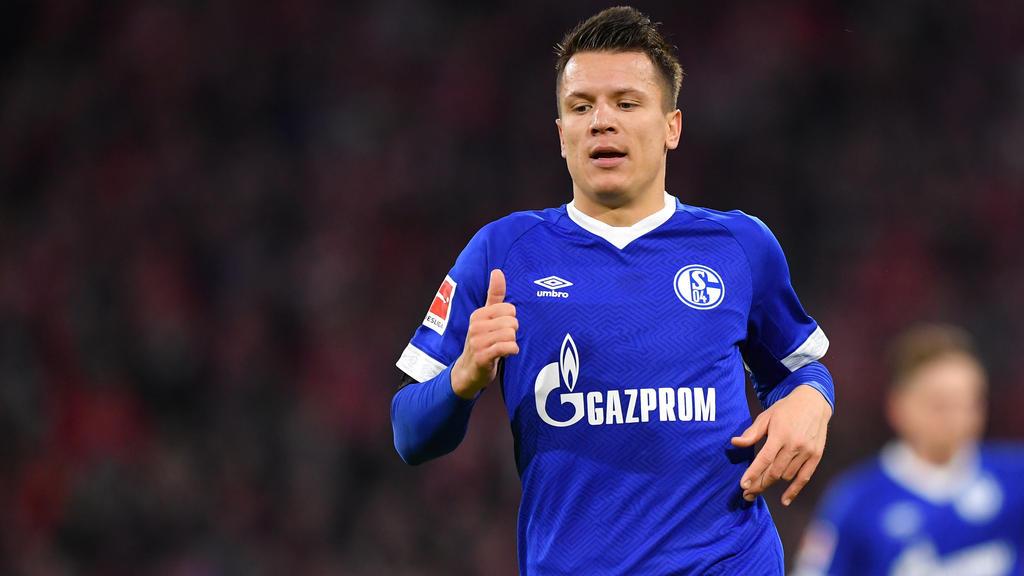 Yevhen Konoplyanka hat beim FC Schalke 04 anscheinend keine Zukunft
