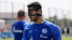 Ozan Kabak wurde am Dienstag beim FC Schalke 04 vorgestellt