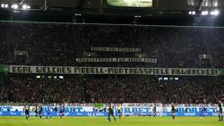 """Fan-Banner in Wolfsburg: """"Egal welches Modell - Montagsspiele abwracken"""""""