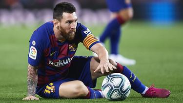 Messi träumt von weiteren Titeln mit dem FC Barcelona