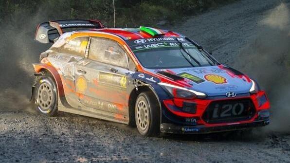 Craig Breen darf sich beim WRC-Finale noch einmal beweisen