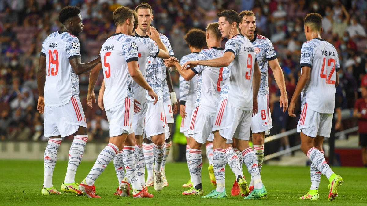 Der FC Bayern ist souverän in die Champions League gestartet