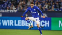 Hoppe debütierte gegen Düsseldorf in der 2. Bundesliga