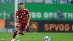 Lucas Hernández vom FC Bayern wurde für die französische Nationalmannschaft nominiert