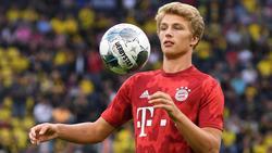 Wird in dieser Saison nicht mehr in der Königsklasse zum Einsatz kommen: Bayern-Youngster Fiete Arp
