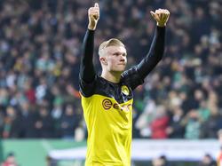 Erling Håland hat den nächsten Rekord im Trikot des BVB aufgestellt