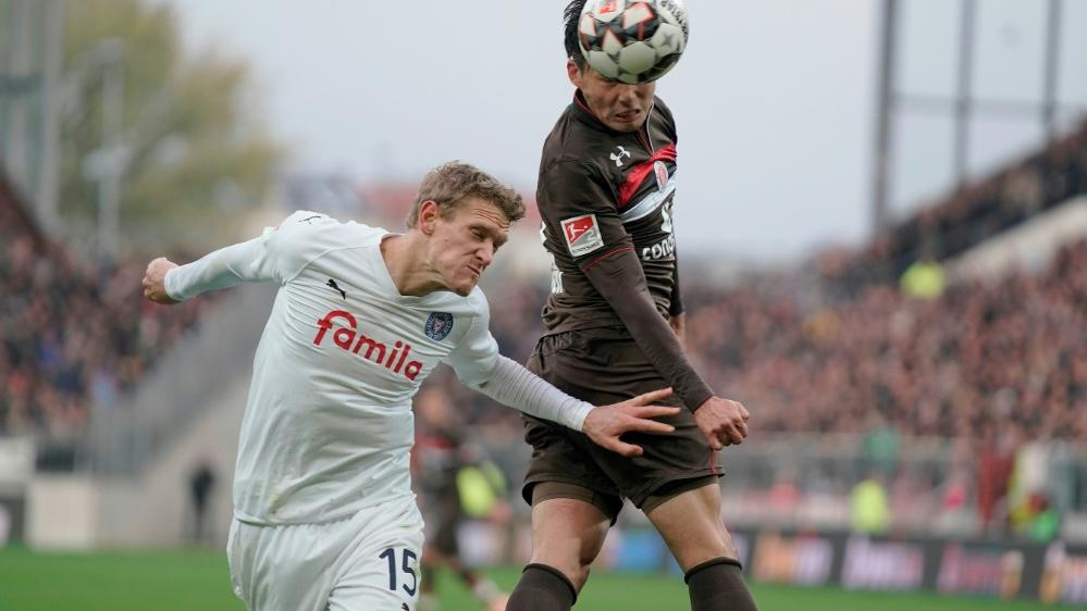Verteidiger Van den Bergh verlängert bei Holstein Kiel