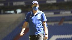 David Wagner hat den nächsten Wechsel im Tor des FC Schalke 04 erklärt