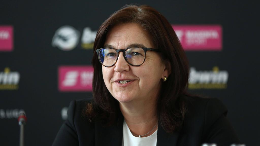 Heike Ullrich ist neue Stellvertretende Generalsekretärin