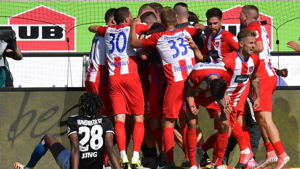Der 1. FC Heidenheim hat den Aufstieg in die Bundesliga vor Augen
